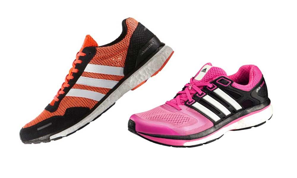 diferencias zapatillas running adidas